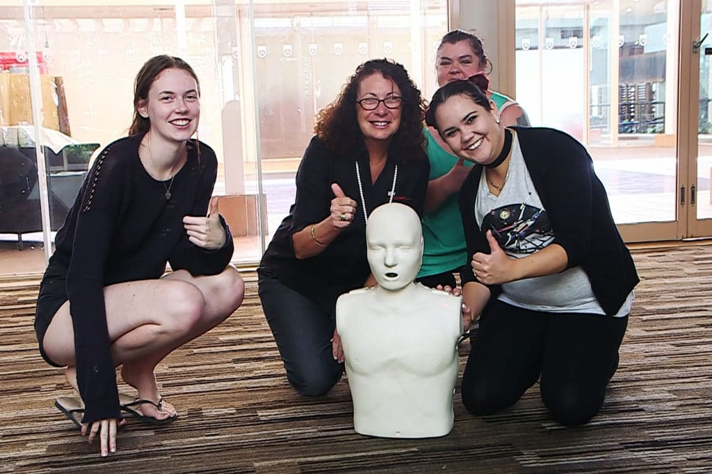 First Aid Courses Coffs Harbour